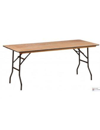 Table pliante légère et polyvalent Banquet