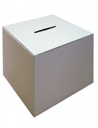 Urne cartonnée pour 1000 à 2000 bulletins