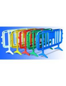 Barrières légères Protect en polypropylène