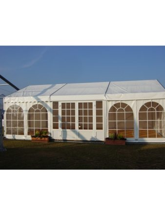 Tente de réception aluminium Duralu