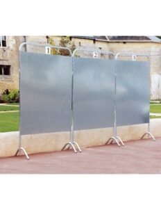 Panneaux électoraux mise en place rapide
