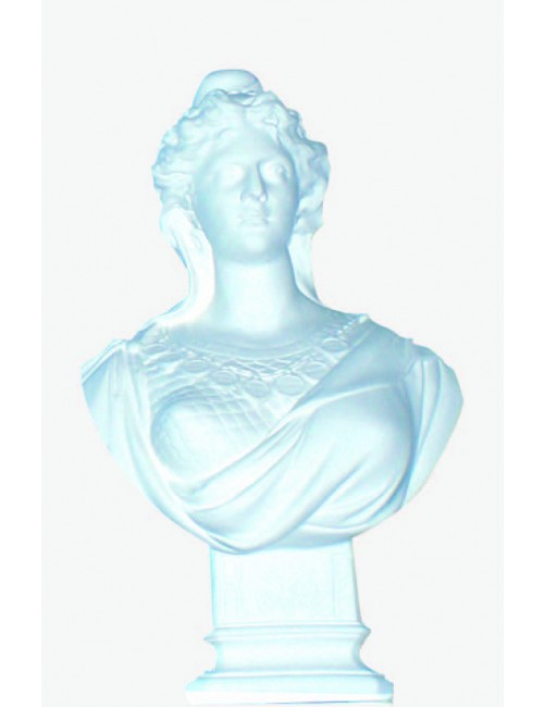 Statue de Marianne avec support