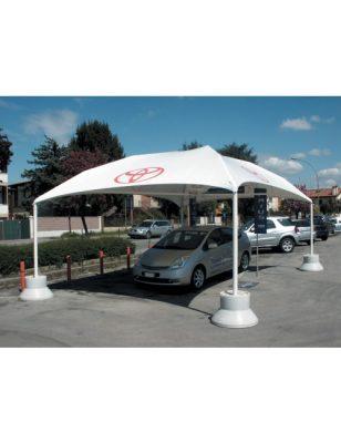 Duracier permanent personnalisé Toyota