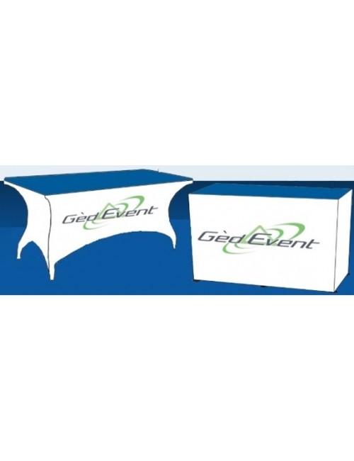 Housse et nappe de table personnalisé