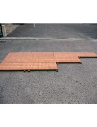 Parquet pour piste de dance Easy floor