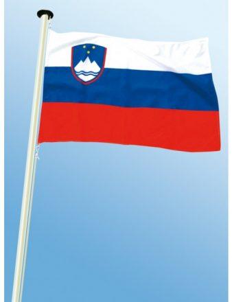 Pavillons des pays Européens 100 % polyester, République Tchèque