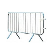 Barrière de sécurité - logo première page