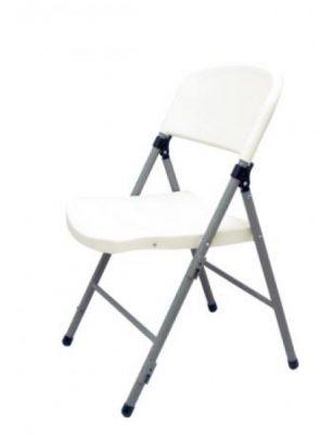 Chaise pliante en polypropylène Fany