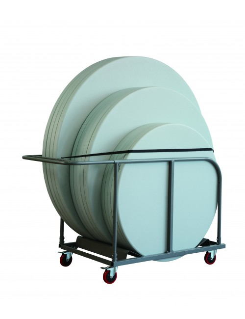 Chariot pour tables Roma Ronde