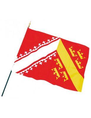 Drapeaux des provinces 100% polyester