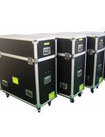 Flight Case pour transport praticable Quick Scène