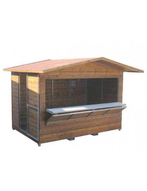 Chalet en bois repliable de haute qualité