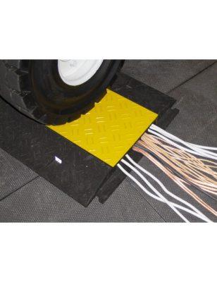 Passage de cable PCHG assurant la protection des câbles