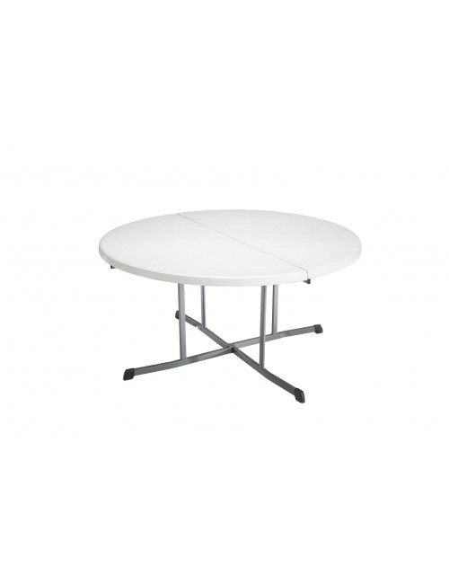 Table ronde pliable Roma Valise