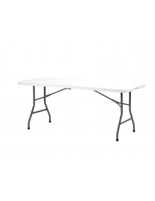 Table pliable rectangle Roma valise