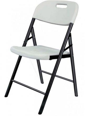 Chaise pliante polypropylène robuste Malaga