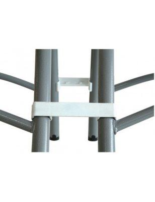 Attache our chaise pliante en polypropylène