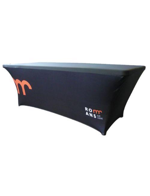 Housse de table personnalisée