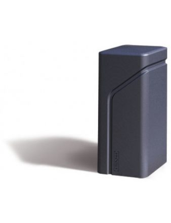 Borne conviviale cube en fonte