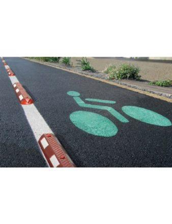 Kit cycliste pour créer des zones cyclables sécurisées
