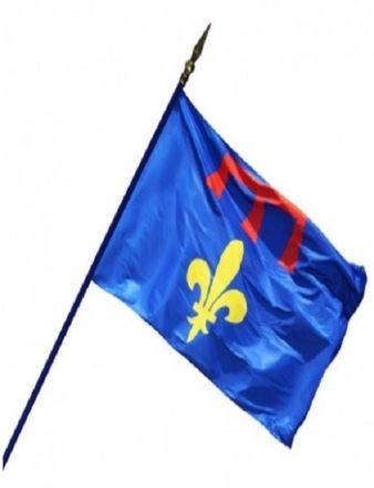 Drapeau région française