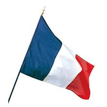 Drapeau Ticolore France