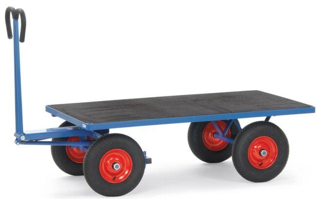 Chariot pour transporter et stocker les dalles moquettes plombantes