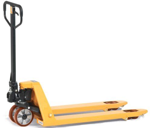 Transpalette capacité de charge 2 500 kg