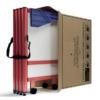 Cabine de vote Votpak plier dans un carton