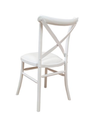Chaise Emotion Blanche