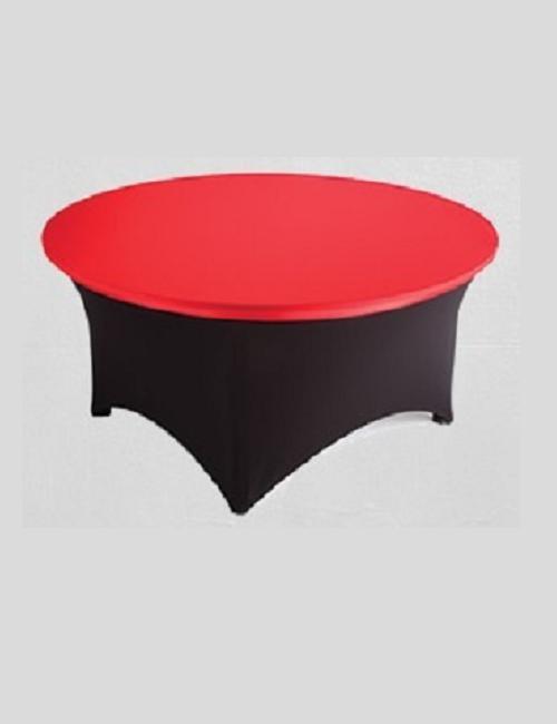 Tops pour tables rondes