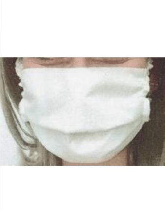 Masque de protection lavable et réutilisable