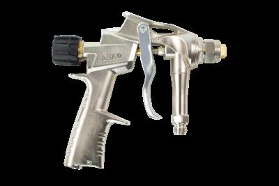 Pistolet pour spray désinfectant bonbonne
