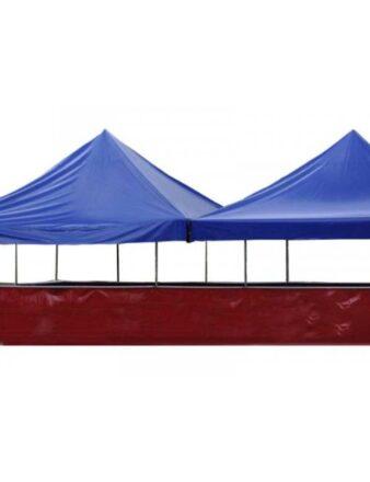 Kit de jonction pour tente en Acier Duracier