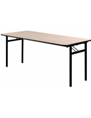 Table pliante en bois rectangulaires Tsar