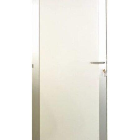 Système de fermeture/porte pour cloisons d'expositions