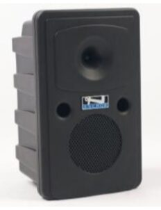 Sonorisation portable autonome compacte et robuste