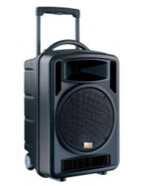 Sonorisation mobile puissante facilement transportable