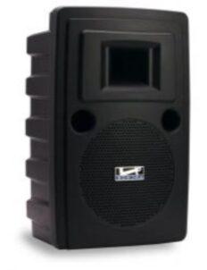 Sonorisation mobile puissante avec Bluetooth