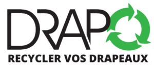 Logo Recyclage drapeaux